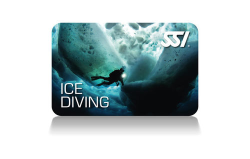 SSI Ice Diving Specialty - Jääsukelluskurssi