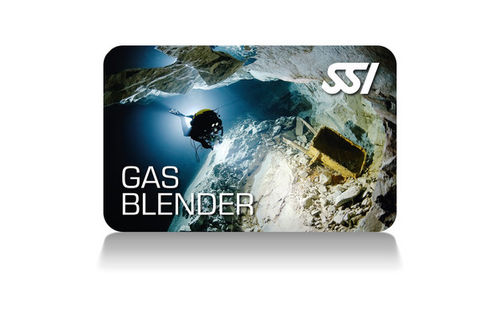 SSI Gas Blender