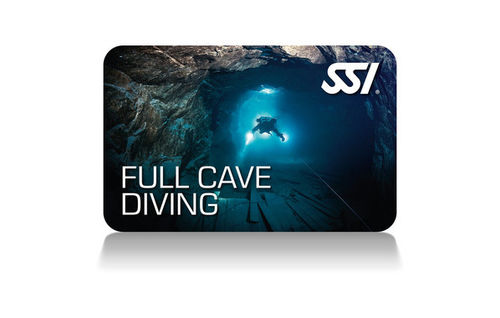 SSI Full Cave Diving - Luolasukelluskurssi