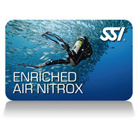 SSI Enriched Air Nitrox 40 % Level 2