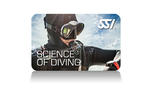 SSI Science of Diving Specialty